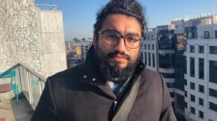 Ativista veio a Paris discutir violência policial