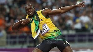 Bingwa wa Dunia wa mita 100 na 200 Usein Bolt