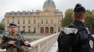 اداره پلیس پاریس