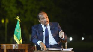 L'ex-président mauritanien, Mohamed Ould Abdel Aziz, est au coeur d'une enquête sur des détournements présumés de fonds publics (image d'illustration)