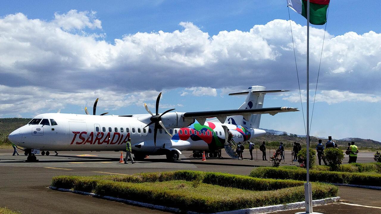 PHOTO Air Madagascar - Tsaradia