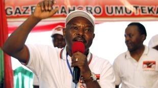 Pierre Nkurunziza está em local secreto na Tanzânia