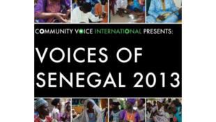 Pochette de l'album «Voices of Senegal 2013».