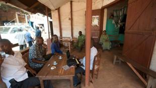 Café à Kankan.
