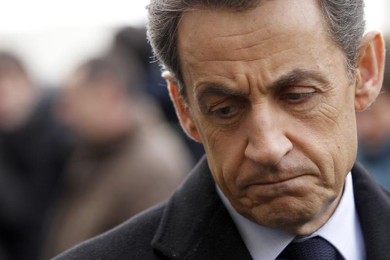 Nicolas Sarkozy resigns from France's top constitutional body after breaching spending limits