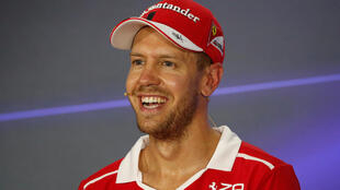 Sebastian Vettel is seeking a fifth world championship title.