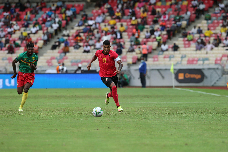Reinildo Mandava - Moçambique - Mambas - Mundial 2022 - Futebol - FIFA - Catar - Qatar - Campeonato do Mundo - Desporto - Futebol - Lille - LOSC