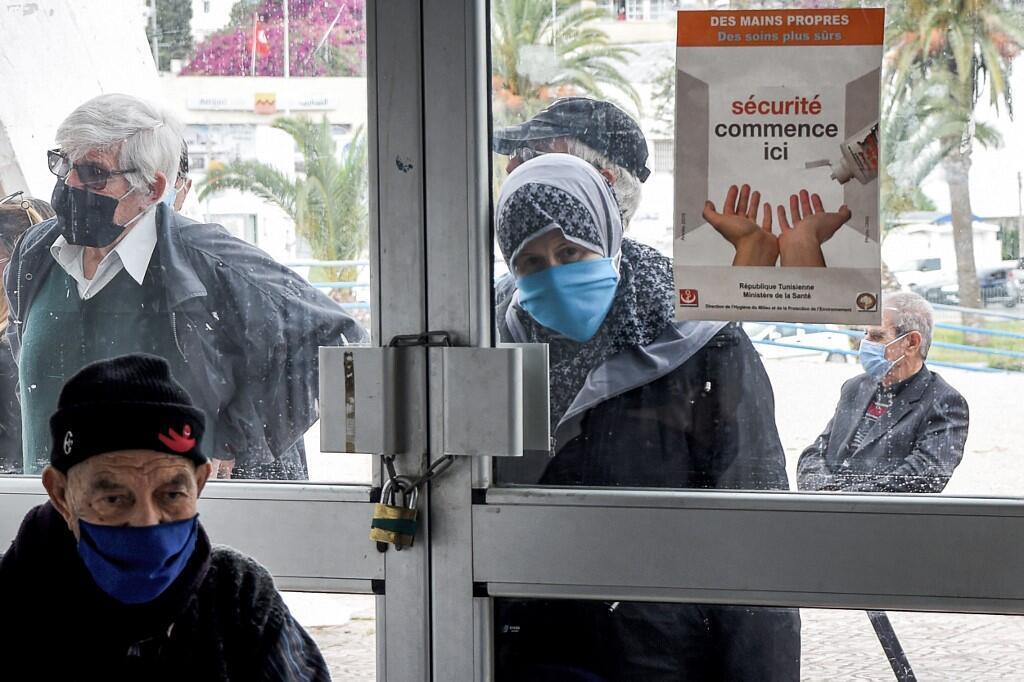 vaccination covid coronavirus tunisie