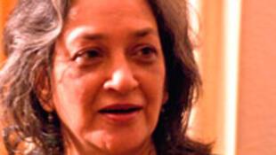 Báo cáo viên Liên Hiệp Quốc Farida Shaheed (Ảnh: Cao ủy Liên Hiệp Quốc về Nhân quyền)