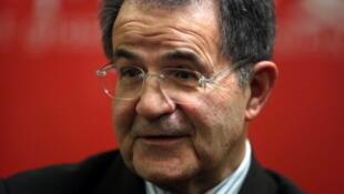 Romano Prodi, ancien président du Conseil italien, devient émissaire de l'Onu pour le Sahel.