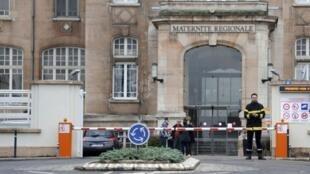 Maternidade regional de Nancy sob proteção policial nesta quarta-feira