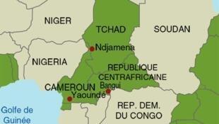 Charles Massi aurait été fait prisonnier dans la zone des 3 frontières Centrafrique-Tchad-Cameroun entre le 17 et le 19 décembre 2009.