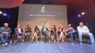 """برگزاری همایش """" هنر در تبعید"""" با حضور نویسندگان و هنرمندان تبعیدی در پاریس"""