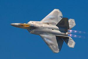 هواپیمای F-22
