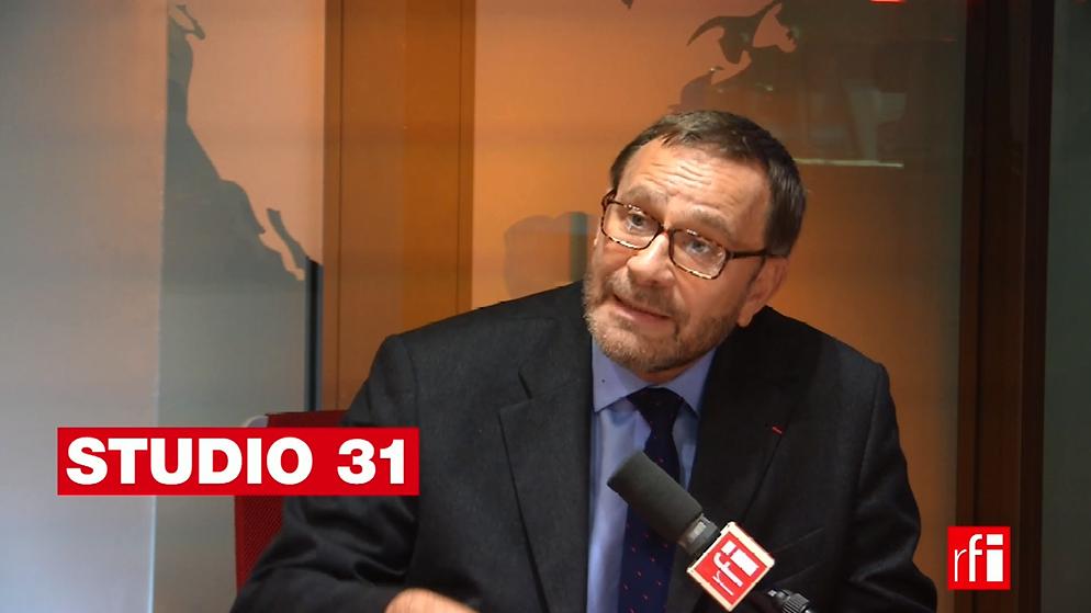 Raphaël Pitti, médecin humanitaire et conseiller municipal de Metz.
