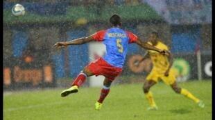 Le Congolais Mechak Elia.