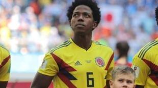 کارلوس سانچز بازیکن تیم فوتبال کلمبیا تهدید به مرگ شده است