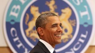 """En febrero, Obama había afirmado que el país """"es más fuerte cuando podemos aprovechar el talento y el ingenio de los inmigrantes""""."""