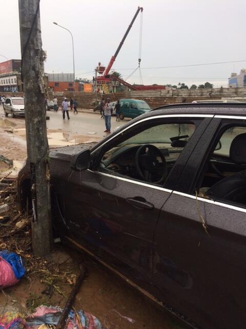 La ville d'Abidjan est régulièrement sous les eaux. Des inondations meurtrières qui font de nombreuses victimes.