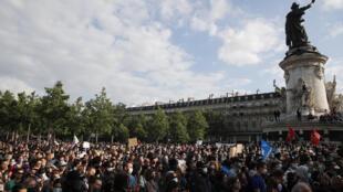 Manif Paris
