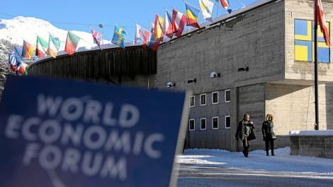 O Fórum Econômico Mundial de Davos acontecerá entre os dias 21 e 24 de janeiro, na Suíça.