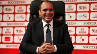 O príncipe Ali bin al-Hussein será o único candidato a enfrentar Joseph Blatter na corrida pela presidência da Fifa.
