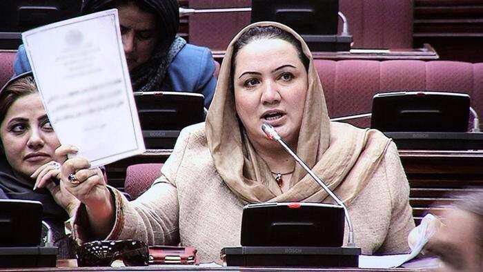 شکریه بارکزی، عضو مجلس نمایندگان افغانستان