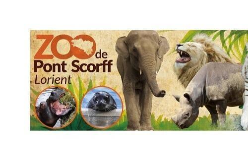 存档图片 Image d'archive: Rewild est une association qui regroupe sept ONG, qui a racheté le zoo de Pont Scorff, en Bretagne.