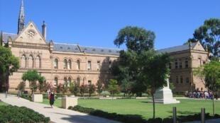 Đại Học Adelaide tại Úc. Ảnh tư liệu chụp ngày 05/02/2007.