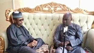 Ahmed Abba tareda  Shugaban karamar hukumar Dutse a Najeriya