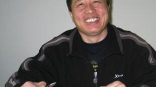 Gao Zhisheng,  l'avocat chinois dissident  enlevé par la police le 4 février 2009 et mystérieusement réapparu le 13 avril 2010.