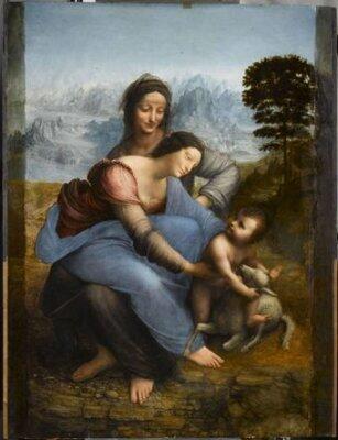 這些讓人物活靈活現的繪畫技巧都影響到文藝復興的其他藝術大師如米開朗基羅和拉斐爾。