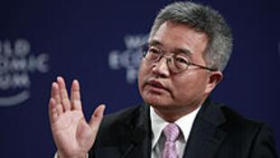北京大学著名自由派经济学者张维迎