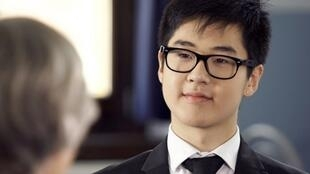 Kim Han-sol, neveu du dictateur nord-coréen, est étudiant à Sciences Po au Havre en France.