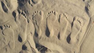 74% des Français ont mal aux pieds.