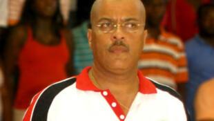 Paulo Macedo, novo seleccionador angolano de basquetebol