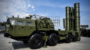 The United States is worried that Russia could glean tecnical secrets if Turkey operated the S-400 anti-aircraft missile system along with F-35 fighters