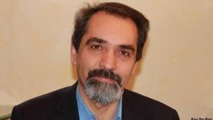 مهران مصطفوی، پژوهشگر و فعال سیاسی
