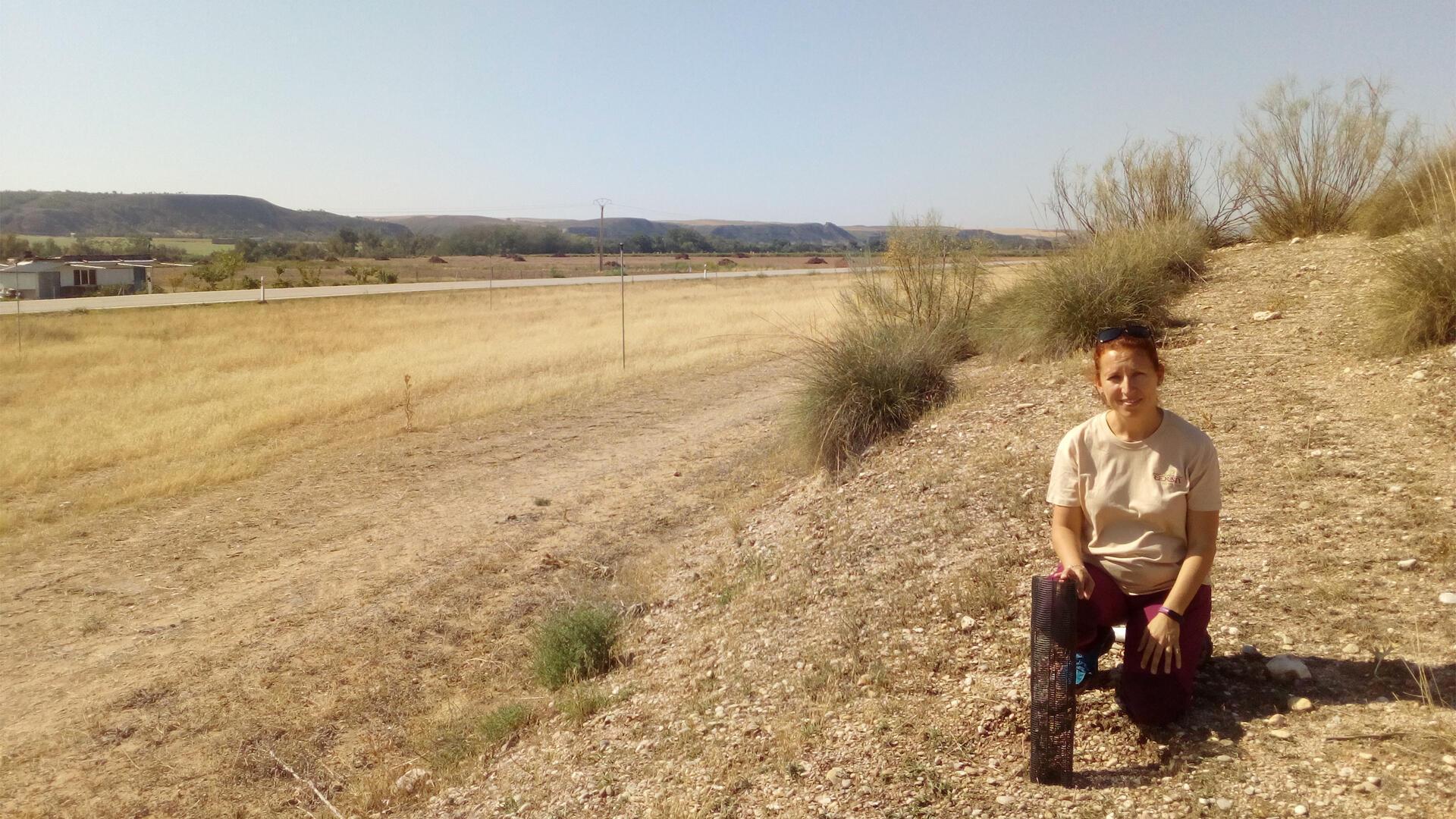 Cecilia Barbero, une écologiste au service de la reforestation.
