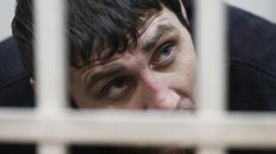 Zaour Dadaiev, nghi can vụ ám sát nhà đối lập Nga Boris Nemtsov, 08/03/2015.