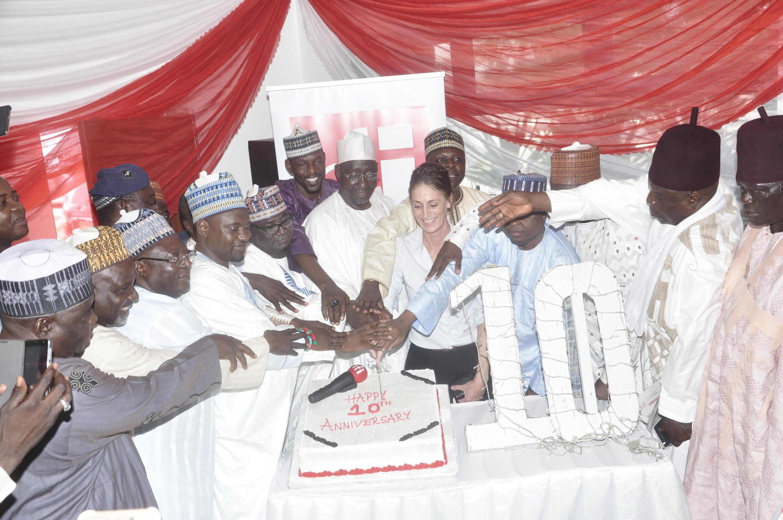 RFI Hausa @10 celebration in Lagos
