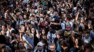 GBL vem sendo cada vez mais consumido por jovens de 17 a 25 anos em festas e boates francesas.