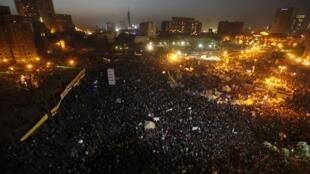 Egipto no segundo aniversário das Primaveras árabes do norte africano