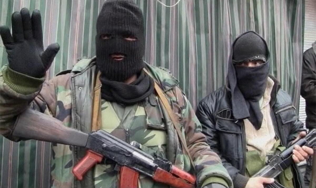 Siria: miembros del Ejército Sirio Libre tenían el control de algunos barrios de Damasco hasta el domingo 29 de enero.