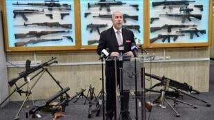 Plus de 50000 armes détenues illégalement ont été restituées aux autorités australiennes.