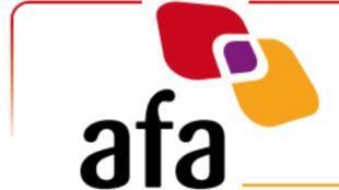 Le logo de l'Association française des fournisseurs d'accès et de services internet (AFA).