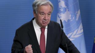 """El secretario general de la ONU, Antonio Guterres, manifestó que la entrada en vigencia de este acuerdo """"da esperanza e inspiración y pavimenta el camino para una regulación sostenible y resiliente"""""""