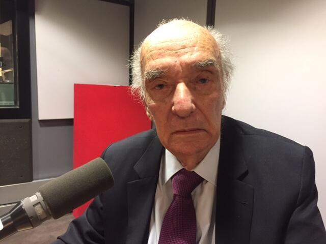 O reitor Cândido Mendes
