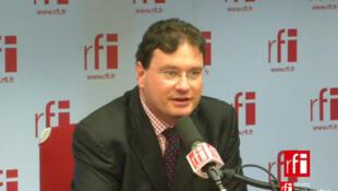 Philippe Gosselin, député UMP de la Manche, fondateur du collectif «Maires pour l'enfance».