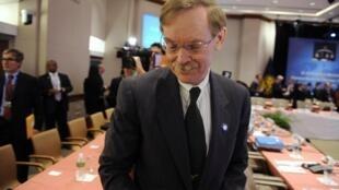Chủ tịch Ngân Hàng Thế Giới Robert B. Zoellick (©Reuters)